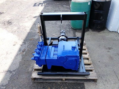 435 Hydraulic Powered Mud Pressure Pump