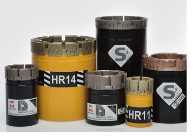 Impregnated Core Bits from Ranger Mining Equipment Ltd