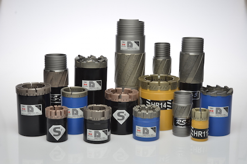 Drilling Products distributed by Ranger Mining Equipment Ltd
