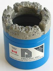 Tungsten Carbide Core Bits from Ranger Mining Equipment Ltd
