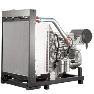 Perkins 2206D-E13TAG2 Electropak Genset Engine