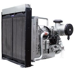 Perkins 2806C-E18TAG3 Electropak Genset Engine