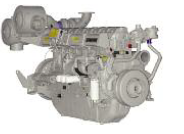 Perkins 4008 TAG1 Electropak Genset Engine