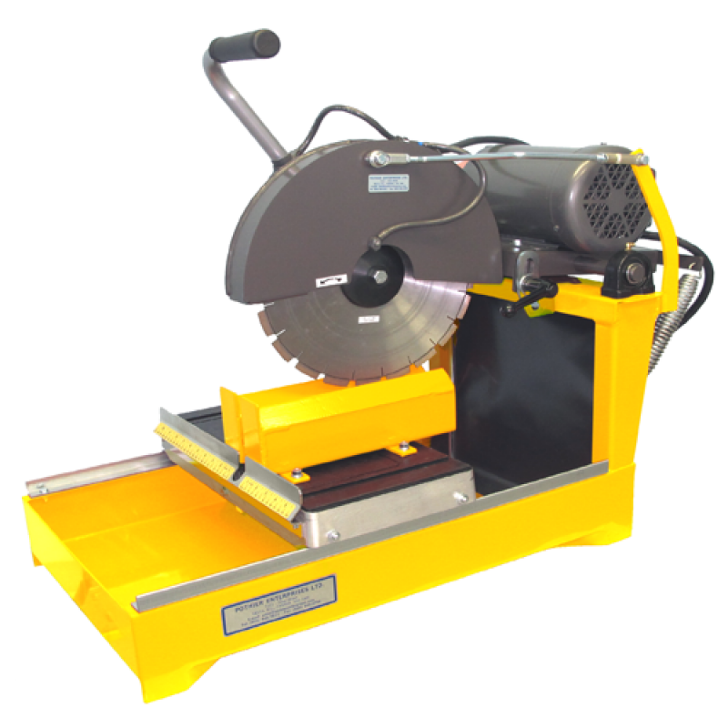 3 HP Electric Core Cutting Saw