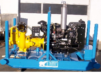 Polar PS200 S Range Dewatering Pump Packages