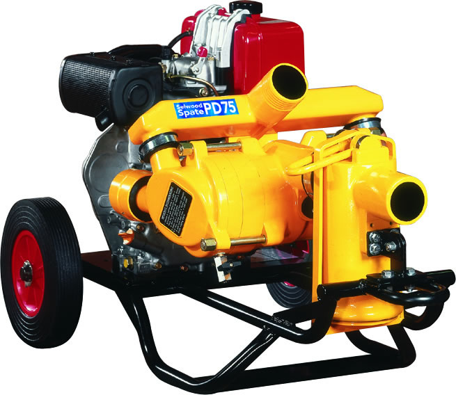 Selwood Pumps Distributed by Ranger Mining Equipment Ltd