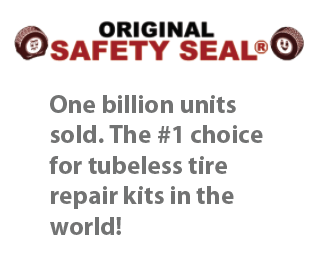 Original Safety Seal Tire Repair from Ranger Mining