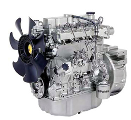 Perkins Engines distributed by Ranger Mining Equipment Ltd