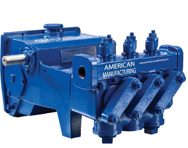 American 420 MudPump distributed by Ranger Mining Equipment Ltd