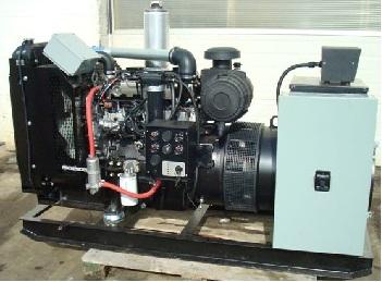 Polar Generator Package distributed by Ranger Mining Equipment Ltd